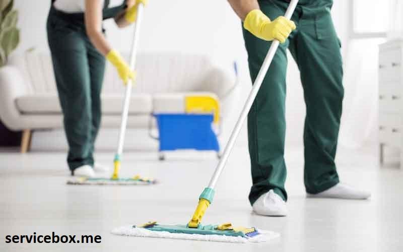 نظافت محل زندگی با نیروی آقا و خانم